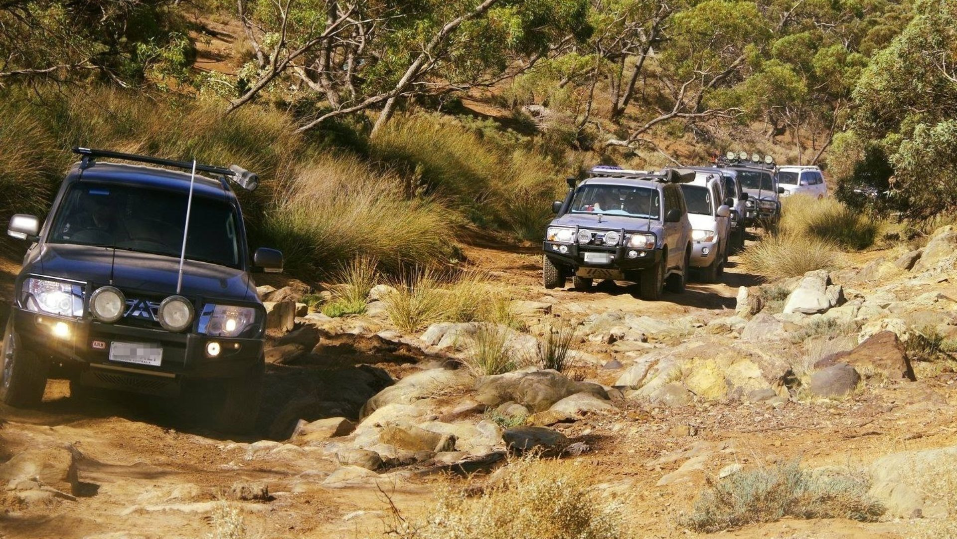 National Pajero 4×4 Club of Australia Inc.